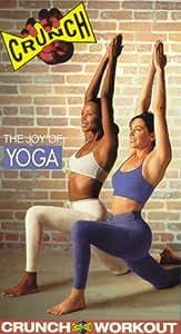 Crunch - The Joy of Yoga [VHS]