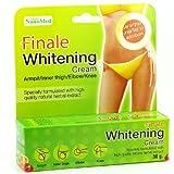 Finale Whitening Organic Natural Herbal Cream Armpit Inner Thigh Elbow Knee 30 G.