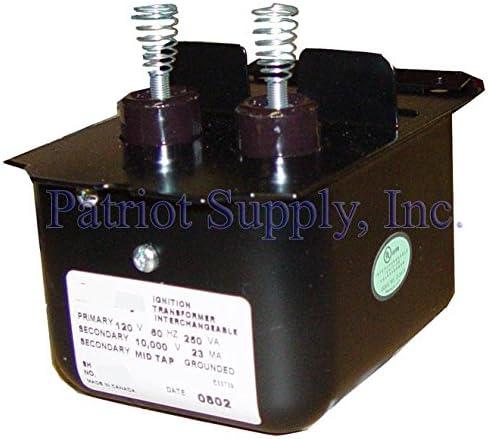 Allanson 2721-628G Ignition Transformer for Beckett AFG