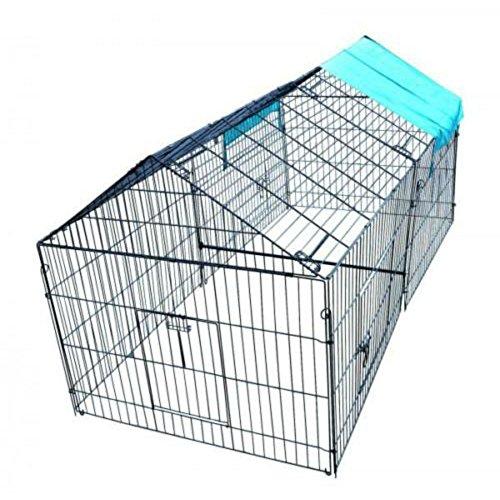Pet Playpen Chicken Pens Rabbit Enclosure Crate Exercise Pen