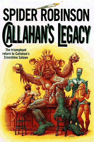 book cover of Callahan\'s Legacy