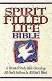 Bible: New King James Spirit Filled Life Bible (Bible Nkjv)