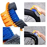 Oumers Bike Cleaning Tools Set (10 Pack), Bicycle