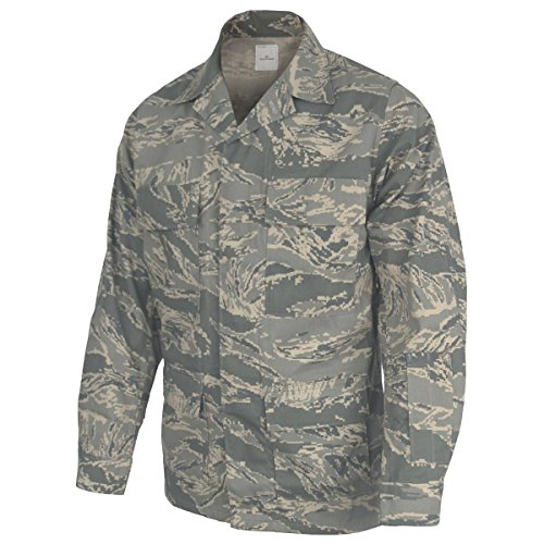 New US Air Force Airman Battle Uniform, ABU Shirt, 46 R Air Force Battle Uniform