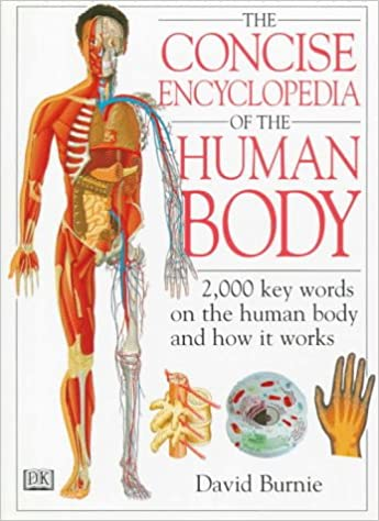 Concise Encyclopedia Of The Human Body David Burnie 9780789402042