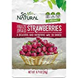 So Natural Freeze Dried Strawberries