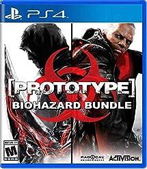Amazon Com Prototype Biohazard Bundle Ps4 Video Games