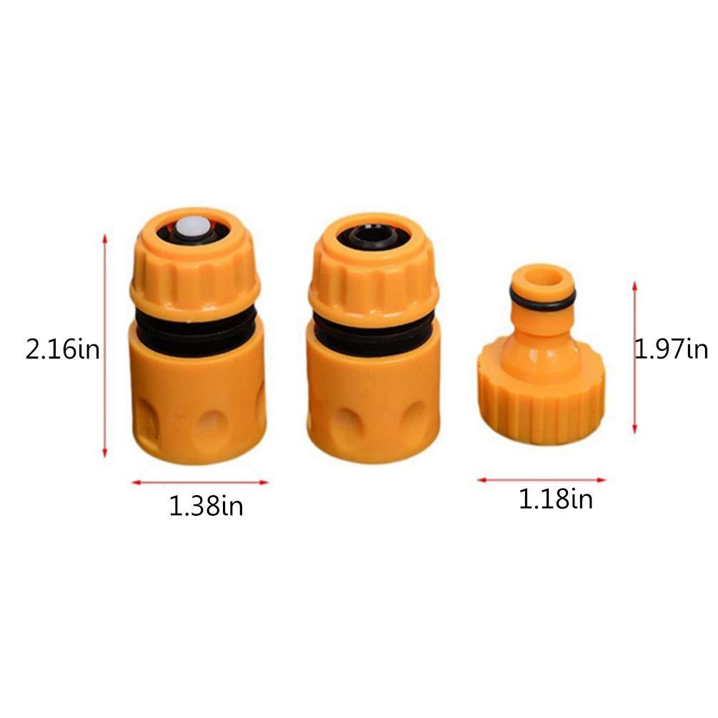 Forma de Chupete Conectores Rápidos 1/2 Tuberías de Agua ...