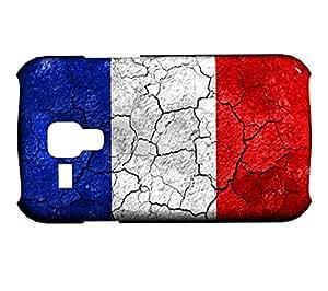 Funda Carcasa para Galaxy S3 Mini Bandera FRANCIA 03