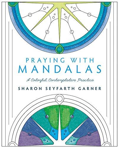 Amazon.com: Praying with Mandalas: A Colorful, Contemplative ...