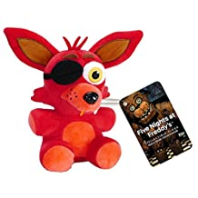 Five Nights at Freddy's - Foxy 6 Plush Figure