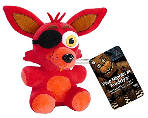 Funko Five Nights At Freddys Foxy Plush  6