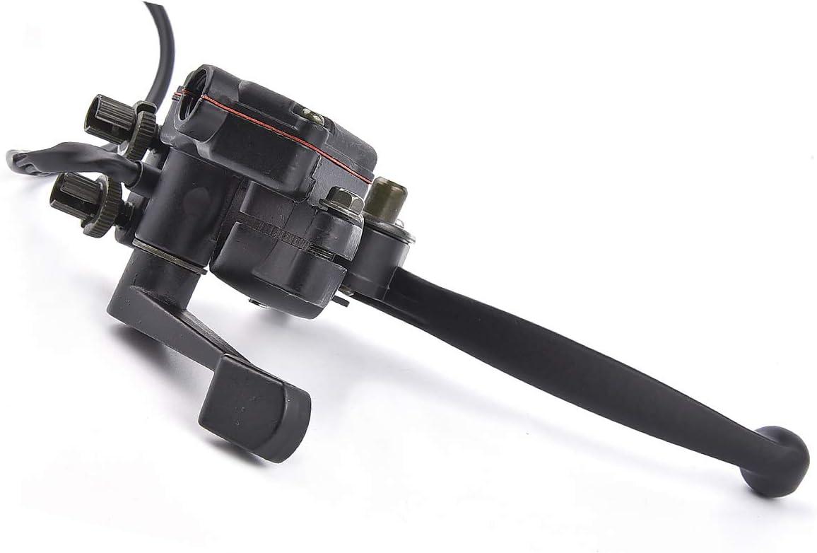 ATV Brake Thumb Throttle Assembly for Polaris Predator Sportsman Scrambler 50cc 90cc Quad