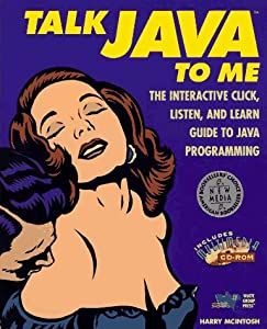talk java to me interactive click book by harry mcintosh. Black Bedroom Furniture Sets. Home Design Ideas