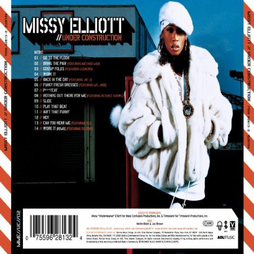 Supa Dupa Fly Mve: Pop Gift Ideas. Items Of Missy Elliot