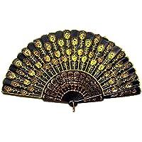 Womens Beautiful Silk Hand Fan