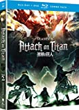 Attack on Titan: Season Two (Blu-ray/DVD Combo)