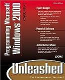 Programming Microsoft Windows 2000 Unleashed, Mickey Williams, 067231486X