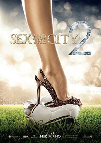 Sex and the city 2 posters