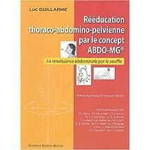 reeducation thoraco-abdomino pelvienne par concept abdo-mg