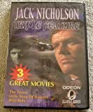 Jack Nicholson Triple Feature, The Terror, Wild Ride, Little Shop of Horrors
