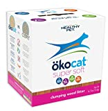Best Flushable Cat Litters - ökocat Soft Step Natural Wood Clumping Litter, Large Review