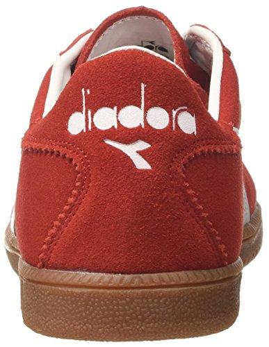 Pompeianobianco Rosso Rosso Tokyo Uomo Sneaker Diadora AZxwUXtqtz