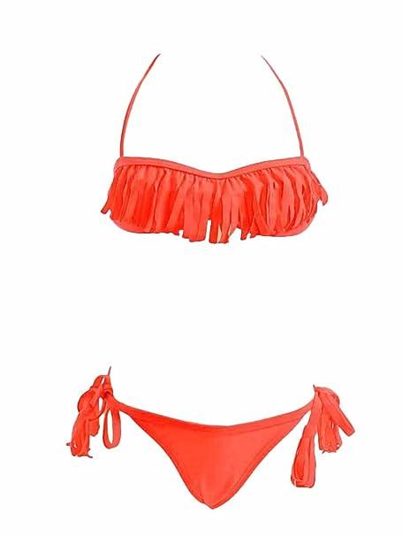 a7b5b11904 Maillot de Bain Enfant Dag Adom 2 Pieces Nova Orange Fluo: Amazon.ca:  Clothing & Accessories