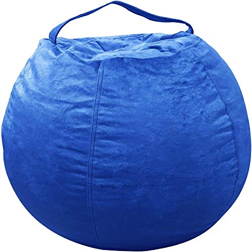 Extra Large Bean Bag Covers Only Royal Blue Jumbo 40