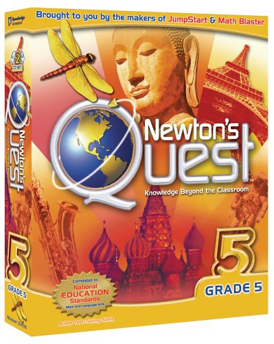 newtons-quest-5th-grade