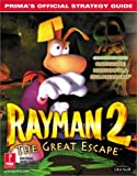 Rayman 2 the Great Escape: Official Strategy Guide