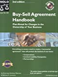 img - for Buy-Sell Agreement Handbook: Plan Ahead for Changes in the Ownership of Your Business book / textbook / text book