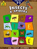 Insects and Spiders, Kim Merlino, 0887432921