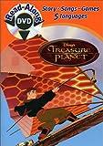 DVD : Treasure Planet Disney Read-Along