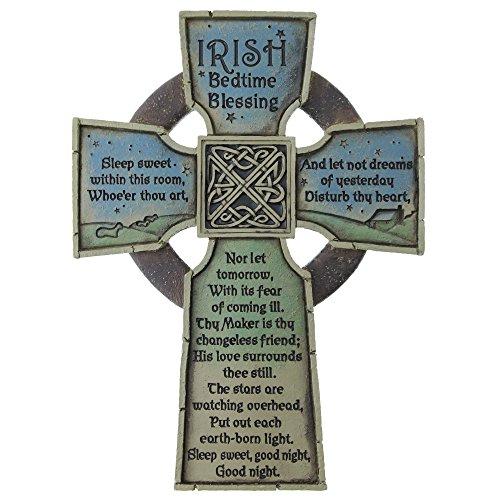 Irish Wall Cross - 4