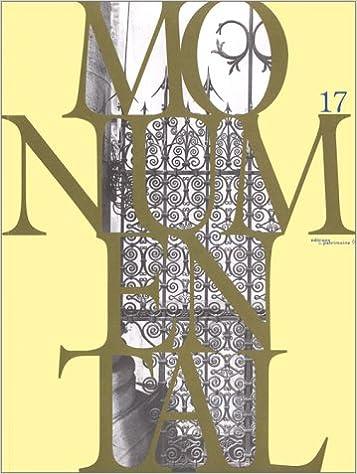 Lire en ligne Monumental. Restaurations récentes - numéro 17, juin 1997 pdf