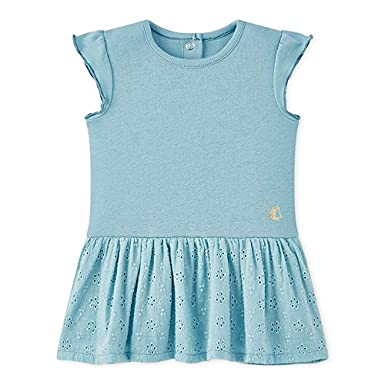 Petit Bateau Baby Girls' Dress