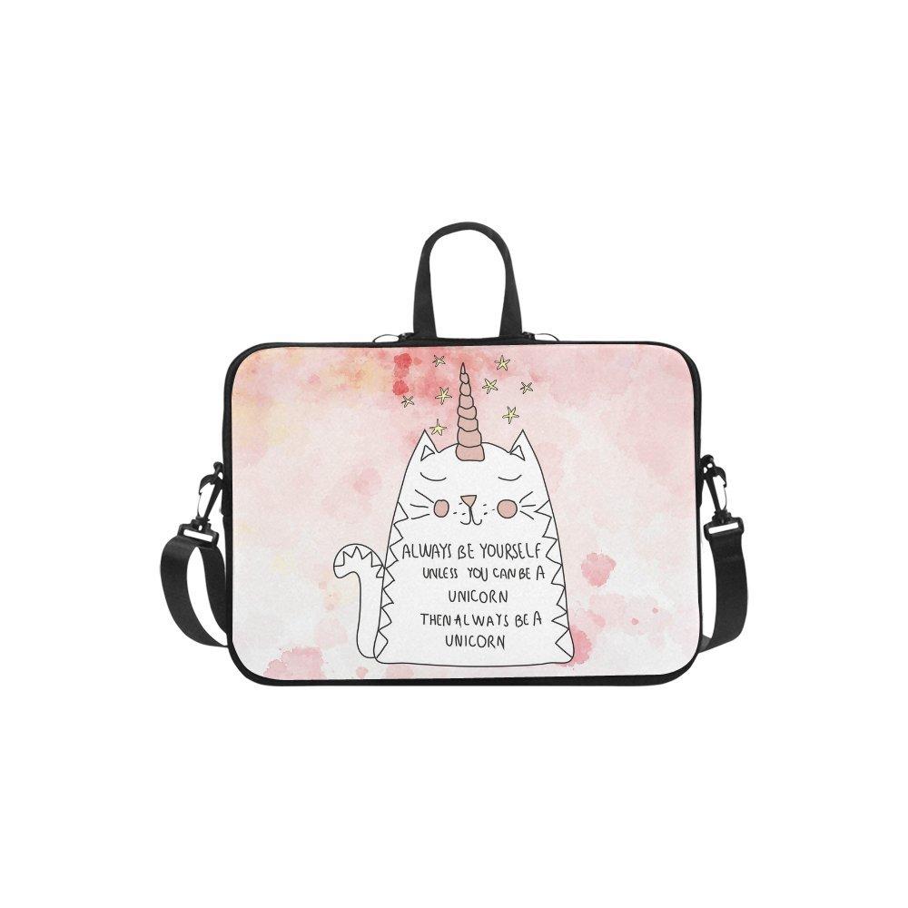 1116cd31621c InterestPrint Animal Unicorn Laptop Sleeve Case Bag, Cute Unicorn ...