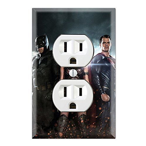 Superman Switchplate Cover - 2