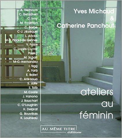 Livres Ateliers au féminin pdf, epub ebook
