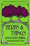 Herbs & Things, Jeanne Rose's Herbal