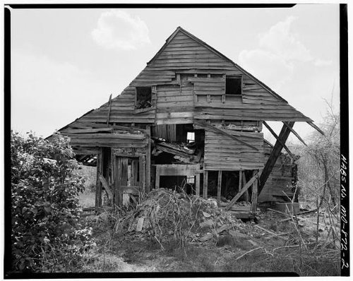 Photo: S. F. Barber House,Newmarket,St. Mary's County,MD 1