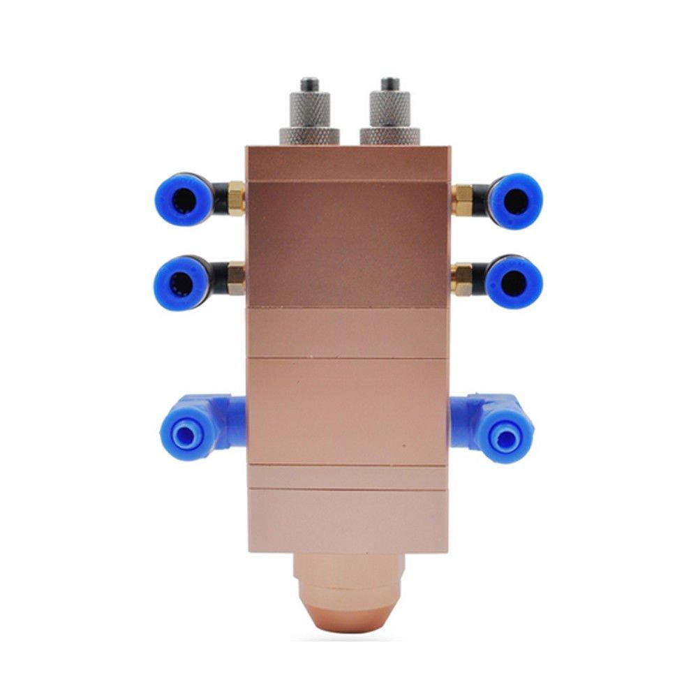 Double Liquid Dispensing Valve AB Large Flow Dispensing Valve Dispenser Valve 1:1 or 2:1