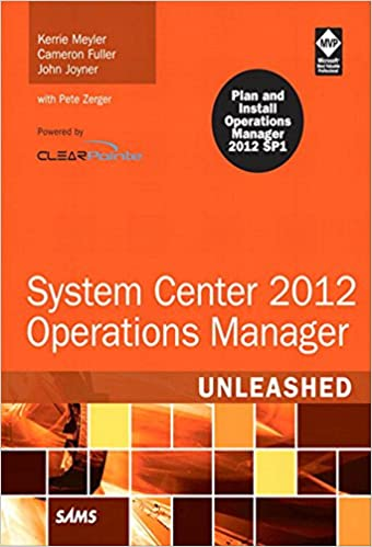 Center mastering ebook operations manager system 2012