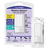 Lutron MS-OPS5M-WH Maestro Sensor switch, 5A, No