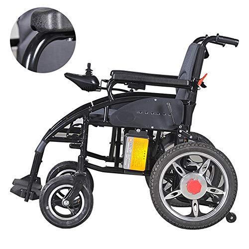 Amazon.com: ACEDA Electric Powered Wheelchair Folding ...