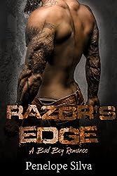 Razor's Edge: A Bad Boy Romance (Bad Boys of Football Book 2)