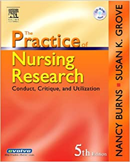 nursing medicine research report critique Nursing research and evidence-based practice chapter 6 105 learning outcomes after studying this chapter, the reader will be able to: 1 summarize major points in the evolution of nursing research in relation to contemporary nursing.