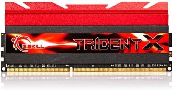 Imagen deG.Skill F3-2400C10D-16GTX memoria RAM DDR3 de 16GB (2400MHz, 240-pines, 2x 8GB) DDR3-RAM