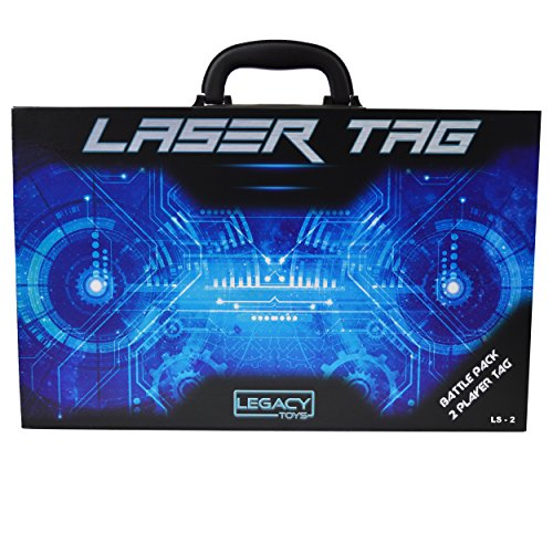 Best Laser Tag Toys : Legacy toys laser tag set for kids pack boys and